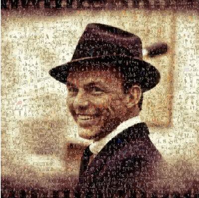 Robin Austin, 'Frank Sinatra', GFA1213