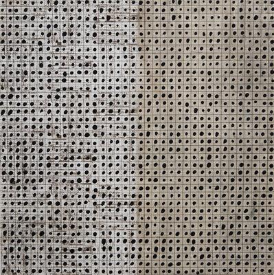 McArthur Binion, 'Berkeley: Suite: 8', 2018