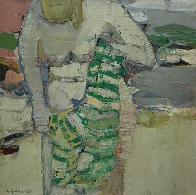 Gabriel Godard, 'Femme au bain', 1965