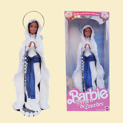 Pool y Marianela, 'Barbie: Our Lady of Lourdes', 2019