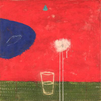 Squeak Carnwath, 'Blue Touch', 1996