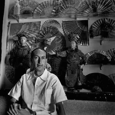 Francesc Català-Roca, 'César González-Ruano', ca. 1950