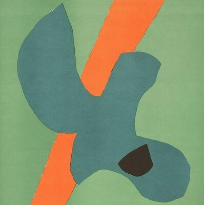 Philip Sutton RA, 'San Francisco; Vancouver', 1966