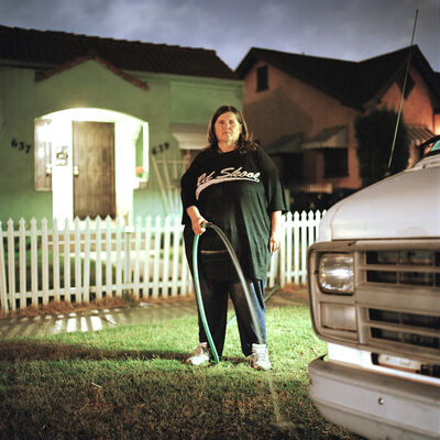 Katharina Gruzei, 'Working in Los Angeles', 2006-2007