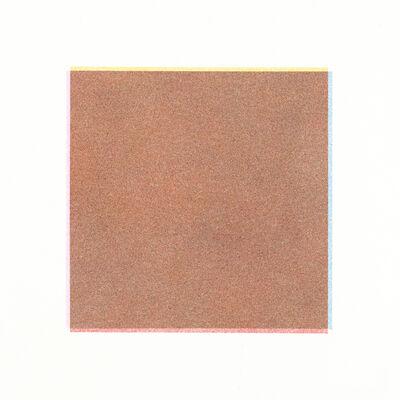 Nicole Phungrasamee Fein, '20.09.29.01 Cadmium Red Deep Cadmium Yellow Deep Lilac Cerulean Blue Chromium ', 2020