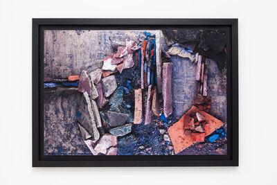 James Allister Sprang, 'Concrete Color Arrangement (II)', 2017