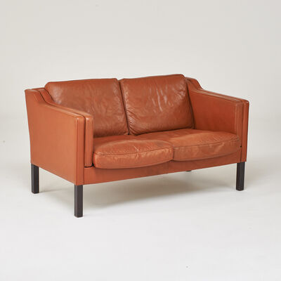 Style of Borge Mogensen, 'Two seat sofa in the style of model 2212', 1960's