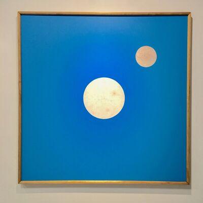 Milan Tiff, 'The Planet Cranium and Its Moon Cerebellum Located in the Constellation Canis Major Orbiting the Star Sirius', 2014