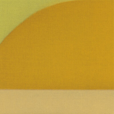 Susan Vecsey, 'Untitled (Yellow)', 2015