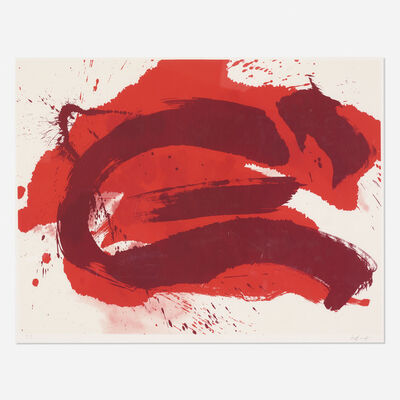 Kazuo Shiraga, 'Untitled', c. 1985