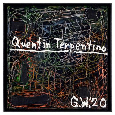 Georg Weißbach, 'Quentin Terpentin', 2020