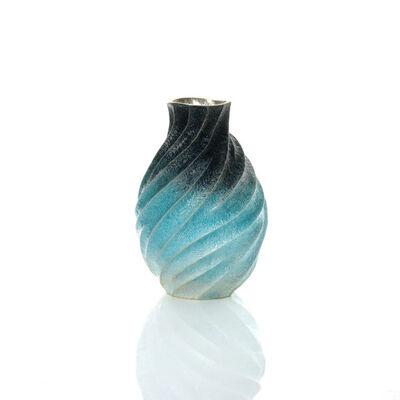 Hiroshi Suzuki, 'Aqua-Poesy V Mini Vase', 2012