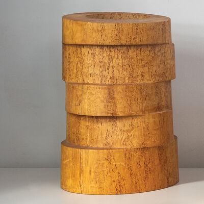 Markku Kosonen, 'Tall 5 Tier Curly Birch Bowl', 2001