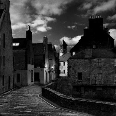 Robert Moran, 'Rooftops, Edinburgh', 2010