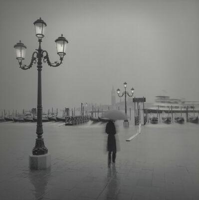 Alexey Titarenko, 'Gondolas, November, Venice', 2002