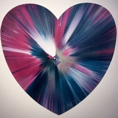 Damien Hirst, 'Big Love Colour II', 2009