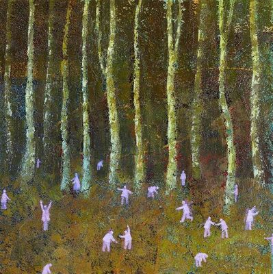 Simon Garden, 'Forest Edge', 2017