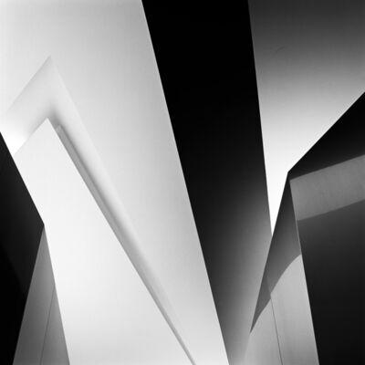 Hélène Binet, 'Vitra Firestation 03 (Architecture by Zaha Hadid)', 1993