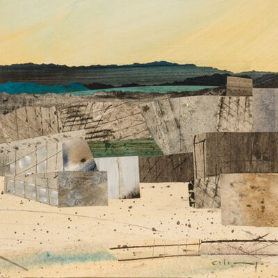 Marzia Colonna, 'Quarry at Sunset', 2019