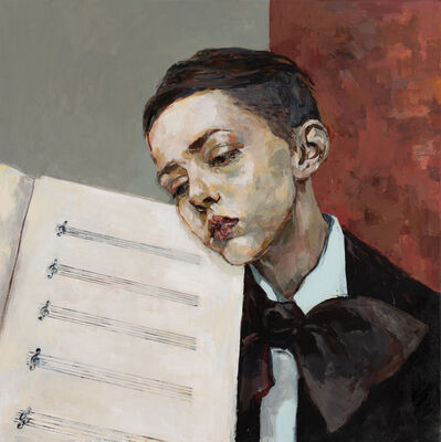 Ingebjorg Stoyva, 'Uten takt og tone', 2020