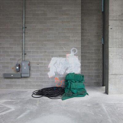 Chris Shepherd, 'Hose and Grafitti Bay Street', 2012