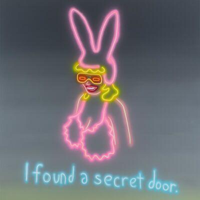 Dan Attoe, 'Secret Door', 2020