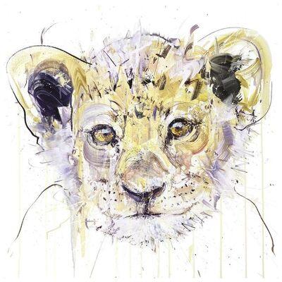 Dave White, 'Lion Cub', 2018