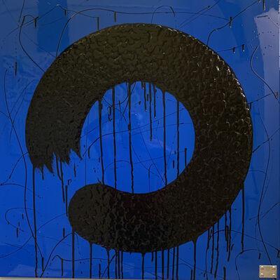 Olivier VINCENT, 'Enso (bleu)', 2020
