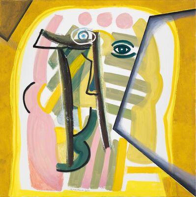 """Alexander Pankin, '""""A painter""""', 2014"""