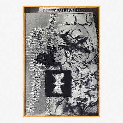 Astrid Klein, 'Uber die Zeit (Over Time)', 1989