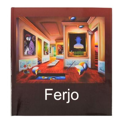 Ferjo, 'Book', 1990-2020
