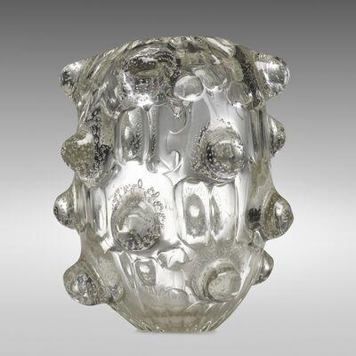 Ercole Barovier, 'Monumental A Mugnoni vase', 1938
