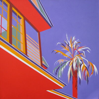 Karen Anable-Nichols, 'Grisworld's Palm', 2005