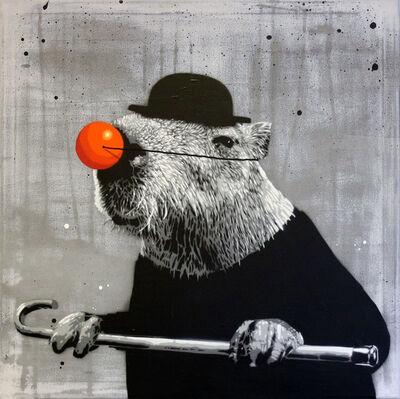 Hama Woods, 'Clown', 2015