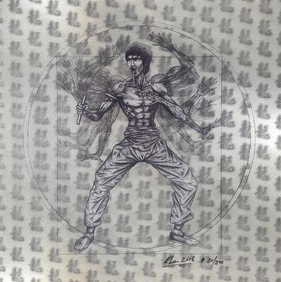 Keng Lau, 'Vitruvian Fighter', 2016