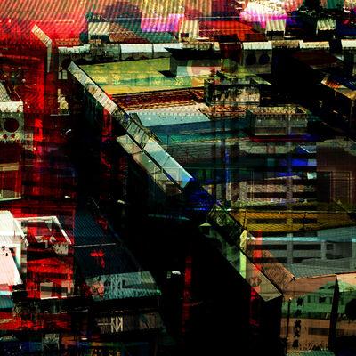 Sarah Nind, 'Street View 1', 2010