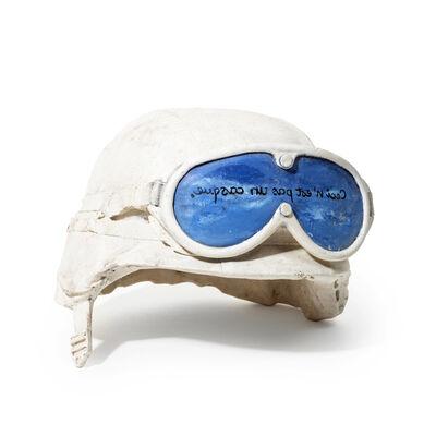 Shoony, 'Poppy Helmet', 2009