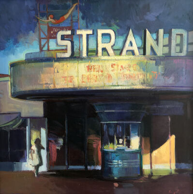 Francis Livingston, 'Strand Theatre', 2014