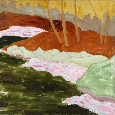 Sally Michel, 'Stream Side', 1976