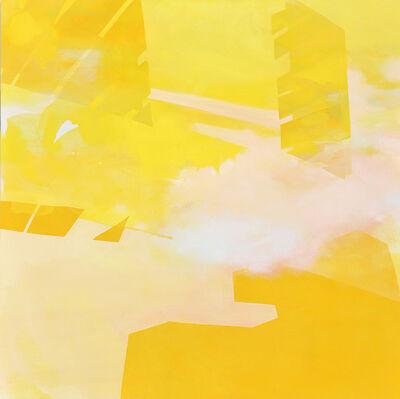Aki YAMAMOTO, 'Both side of the sky - yellow', 2014