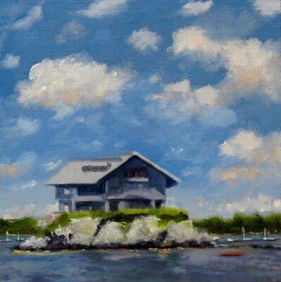 Joseph Sweeney, 'House on the Rocks - The Dumplings (Newport, RI)', 2017