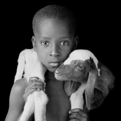 Jean-Baptiste Huynh, 'Mali - Portrait XXV', 2003