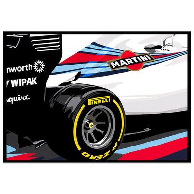 Joel Clark, 'Williams Grand Prix FW36 Formula One Car | Automotive', 2018