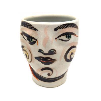 Akio Takamori, 'Cup VII', 1980-1989