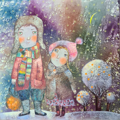 Anna Silivonchik, 'Winter Clementines ', 2020