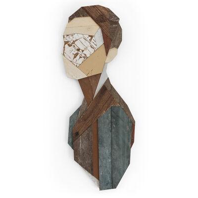 Strook, 'Portrait L I 18', 2018