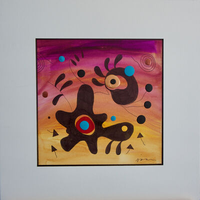 Joan Burmeister, 'Corona Series #705', 2020