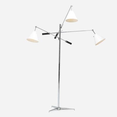 Arredoluce, 'Triennale floor lamp, model 12128', 1947