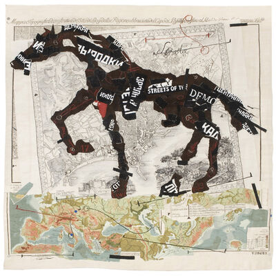 William Kentridge, 'Streets of the City', 2009