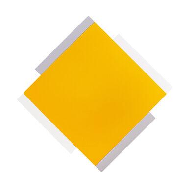 Scot Heywood, 'Centric Yellow / White / Grey'